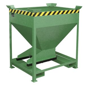 Recipient descarcare otel tip SG-D 375 litri
