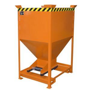 Recipient descarcare otel tip SG-D 600 litri