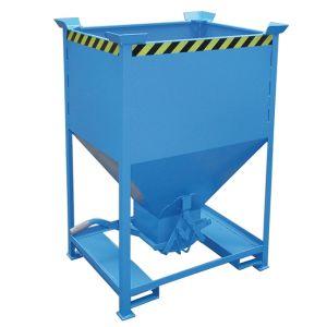Recipient descarcare otel tip SG 375 litri