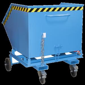 Recipient basculabil otel tip SKW-ET 1000 litri
