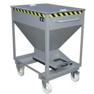 Recipient descarcare otel tip SRE-D 600 litri
