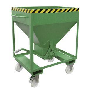 Recipient descarcare otel tip SRE 600 litri