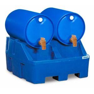 Statie de umplere RS din PE 2 butoaie 200 litri