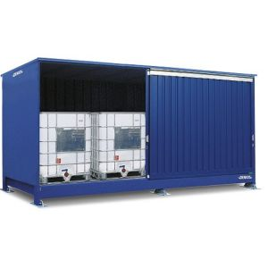 Container, 1K 514.OST-ISO B, 4 IBC de 1000 l