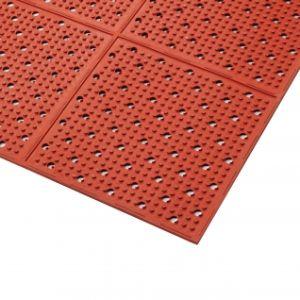 Covor antioboseala Multi Mat II, rosu