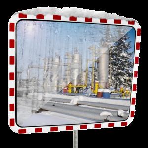 Oglinda trafic anti-inghet 40x60cm