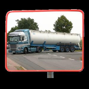 Oglinda trafic acril TM-I 40x60cm