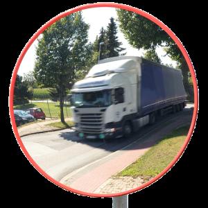 Oglinda trafic acril TM-I Ø50cm
