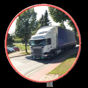 Oglinda trafic acril TM-I Ø60cm