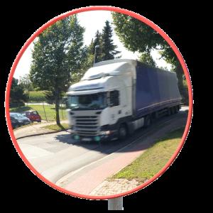 Oglinda trafic acril TM-I Ø80cm