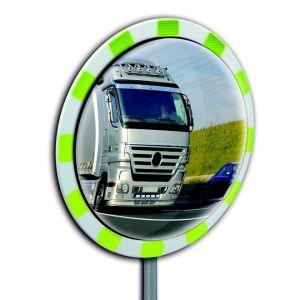 Oglinda trafic policarbonat Panorama 360 Ø60cm