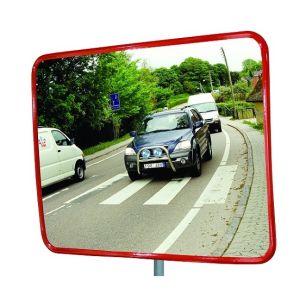 Oglinda trafic policarbonat TM-I 40x60cm