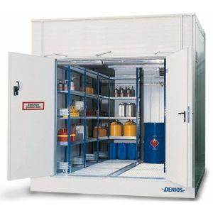 Container antifoc REI 90 BMC-X-600 usa dubla frontala