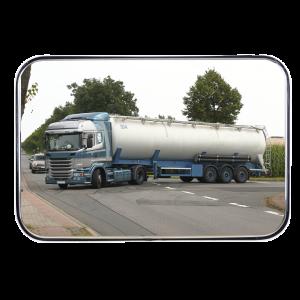 Oglinda universala trafic acril TM-I 40x60cm