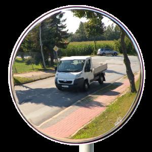 Oglinda universala trafic acril TM-I Ø 50cm