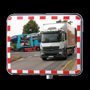 Oglinda universala trafic acril Typ1 80x100cm