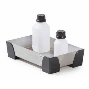 Cuva de retentie pentru recipienti mici WP 5 din inox